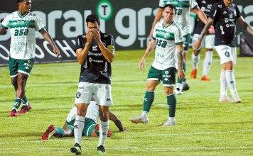 Remo 0×0 Guarani-SP (Lucas Siqueira e Rafinha)