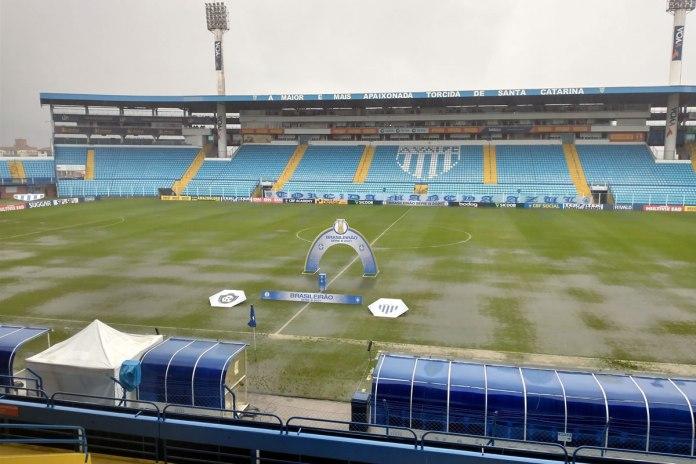 Estádio da Ressacada (Florianópolis-SC)