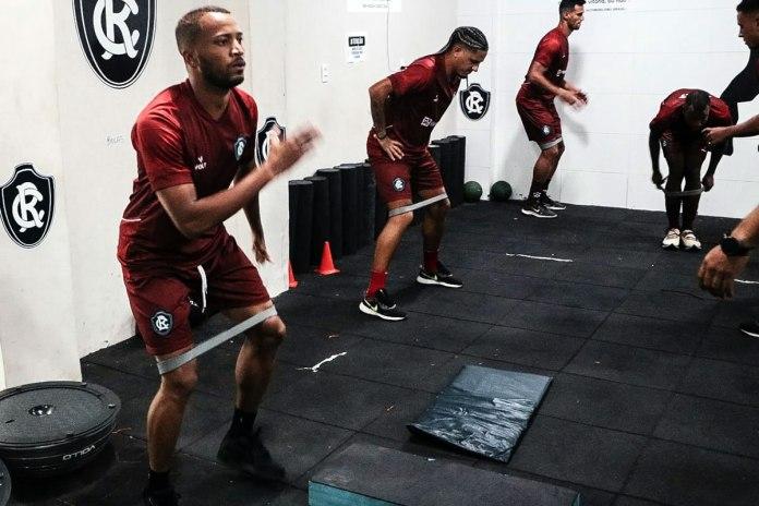 Arthur, Felipe Gedoz, Rafael Jansen e Victor Andrade