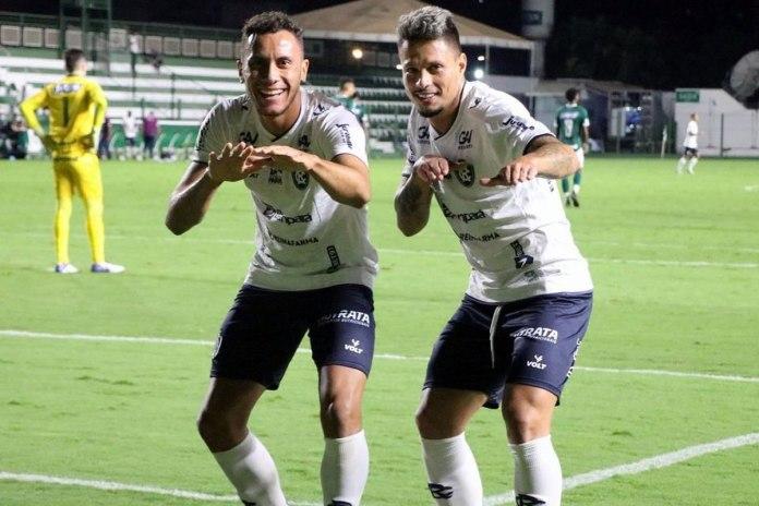Goiás-GO 1×1 Remo (Renan Gorne e Rafinha)