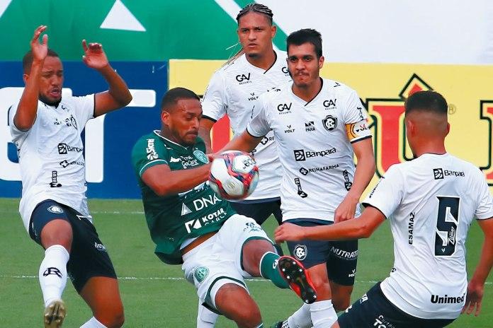 Guarani-SP 2×0 Remo (Arthur, Felipe Gedoz, Lucas Siqueira e Neto Moura)