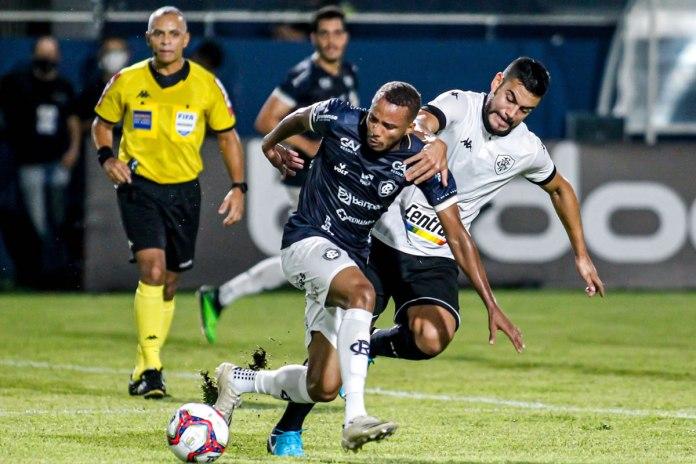 Remo 0×1 Botafogo-RJ (Arthur)