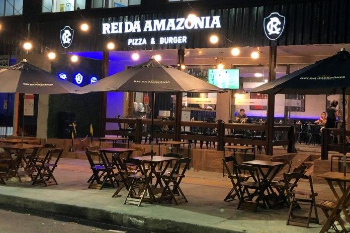 Rei da Amazônia Pizza & Burger