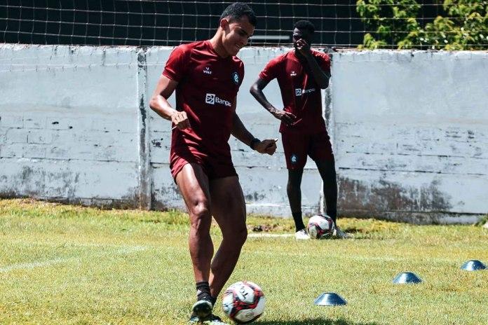 Romércio e Igor Fernandes