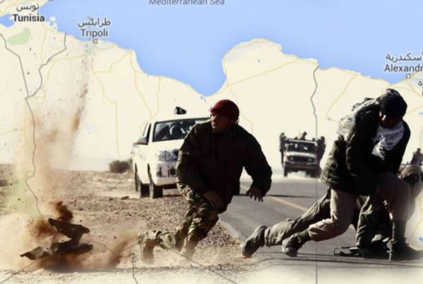 Libia haftar copertina guerra