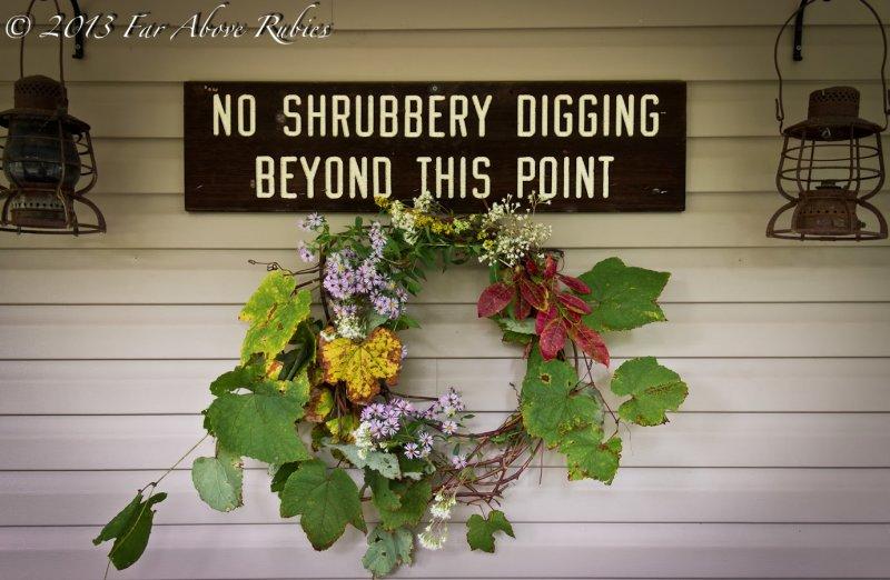 Rustic Spring Wreath