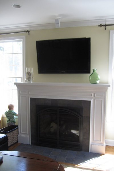 Fireplace Molding