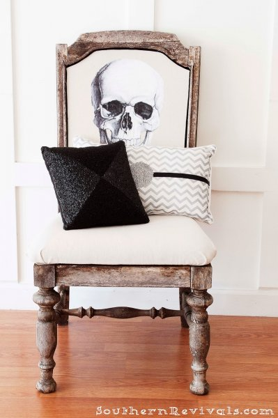 Skeleton Refinished Chair