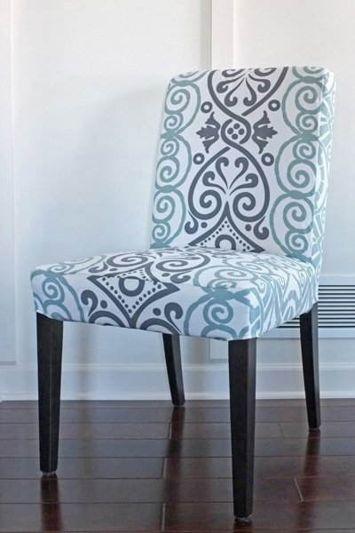 Remodelaholic | 25 Chair Makeovers