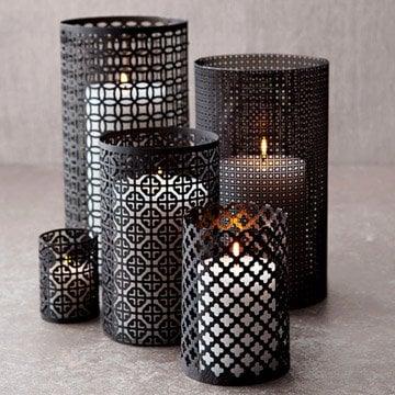 Decorative Aluminum Lanterns