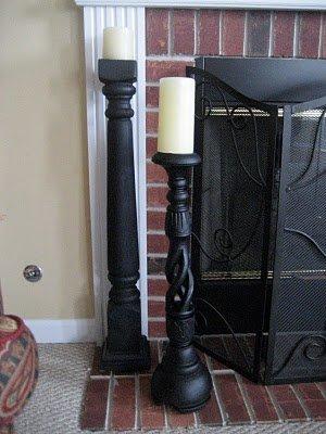 Floor Candlesticks