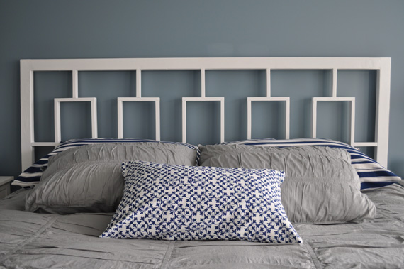 West Elm Inspired Headboard