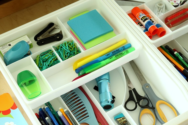 Organizing Your Junk Drawer