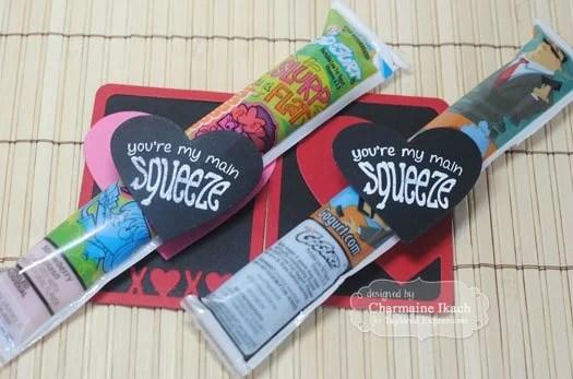 Squeeze Yogurts