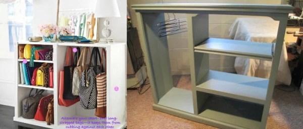 Portable organizer for accessories