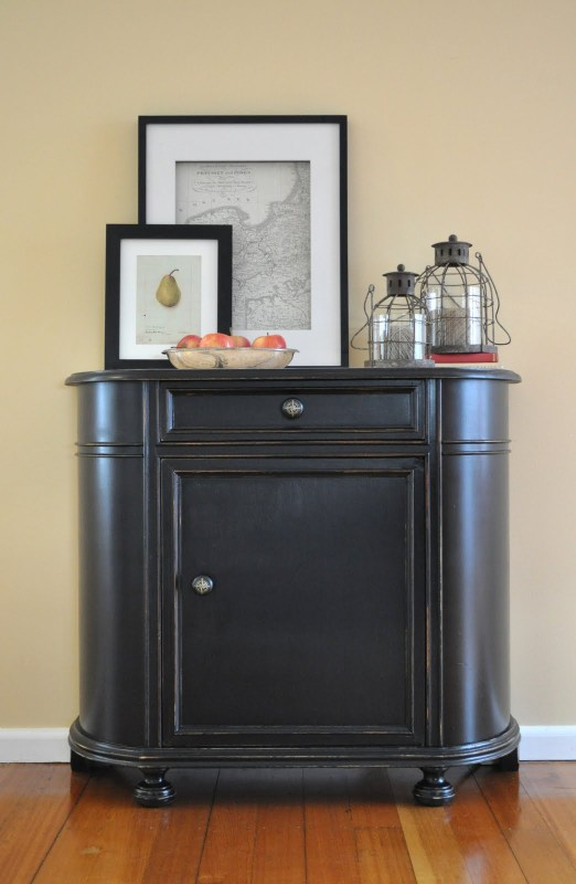 Remodelaholic furniture makeover by the painted hive How to renovate old furniture