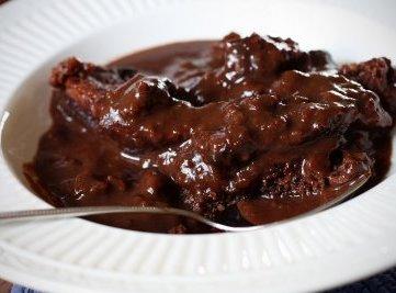 microwave pudding cake recipe