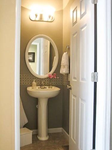 Modern Bathroom Budget Paint Idea-2