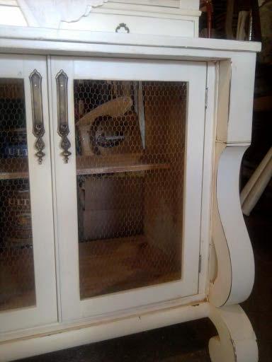 Dresser to Book Case Furniture Remodel (5)