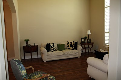Designing-A-Living-Room-With-Tall-Walls-zebra-pattern-dyed-cow-hide (4)