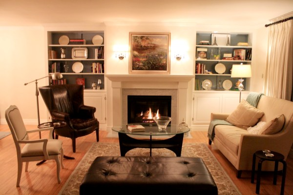 Remodelaholic | Living Room Remodel, Adding a Fireplace and ...