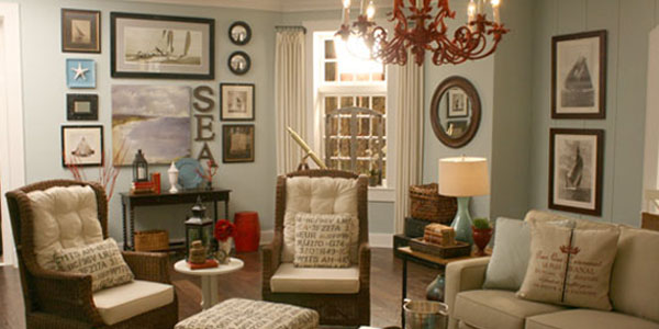 beach themed living rooms ideas grey sectional sofa room remodelaholic