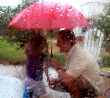The Rain Dance! & Weekly Wisdom