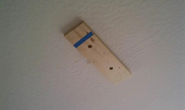 diy faux capiz chandelier 27