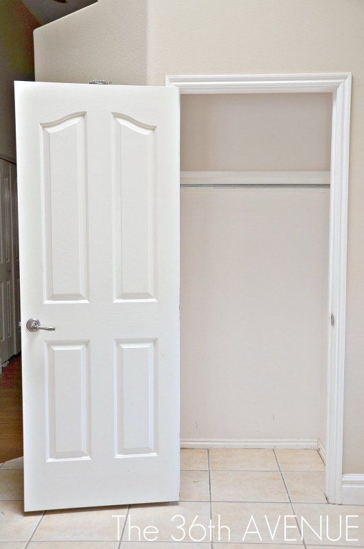 3 DIY Closet Organization By The 36th Avenue Featured On @Remodelaholic