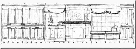 Family Room Elevation