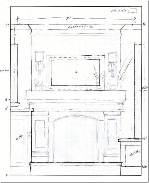 mantel sketch copy