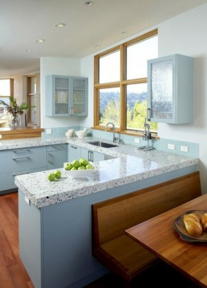 3 Painted Itchen Countertop, By AD Aesthetic Featured On Remodelaholic