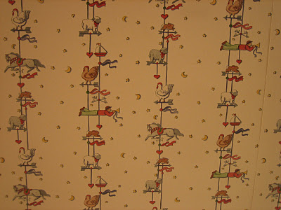 6 The wallpaper's gotta go!, by Elizabeth and Co featured on @Remodelaholic