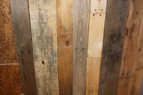 DIY Rustic Ceiling by Maple Leaves and Sycamore Trees featured on Remodelaholic