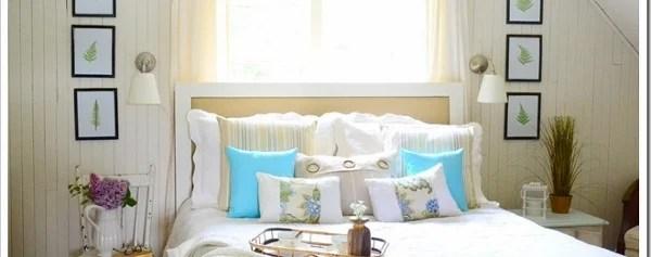 Remodelaholic Beach Cottage Bedroom Makeover
