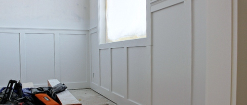 Inexpensive Powder Room Remodel