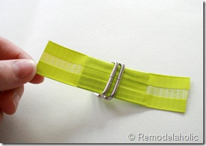 Chevron Stripe Duct Tape Belt Tutorial (10)