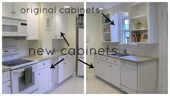 budget kitchen cabinets stand alone island home sweet on a cabinet makeovers if