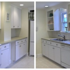 Kitchen Cabinet Makeovers Cabinets San Diego Remodelaholic Home Sweet On A Budget Can