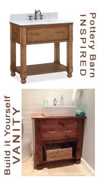 DIY Bathroom Vanity How To - Construction - Haven Home ...