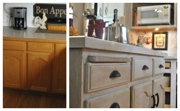 kitchen cabinet makeovers kohler undermount sinks home sweet on a budget from