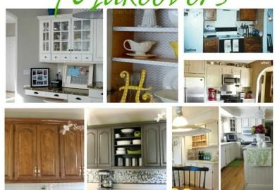 Open Kitchen Cabinets Diy