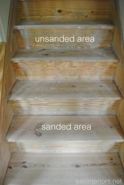 Remodelaholic Carpet To Wood Stairs