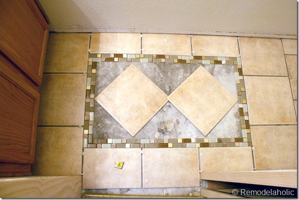 Inlaid tile rug tutorial (11)