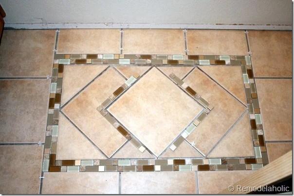 Inlaid tile rug tutorial (19)