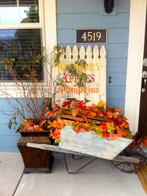 Image Of Fall Decorating Ideas Apartment