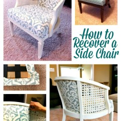Diy Reupholster Living Room Chair Photos Modern Remodelaholic Cane