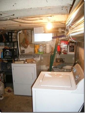 21 Port basement before