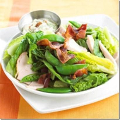BHG Turkey bacon salad