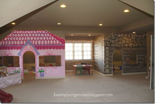 Simply Organized Playroom 1